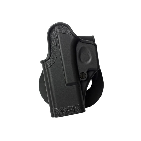 One Piece Left Handed Paddle Holster for Glock