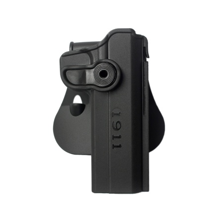 Polymer Retention Paddle Holster Level 2 for 1911 Variants