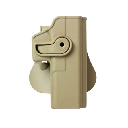 Polymer Retention Paddle Holster for Glock 20/21/28/30/37/38