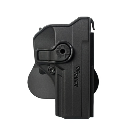 Polymer Retention Paddle Holster for Sig Sauer P250 Full Size, P320