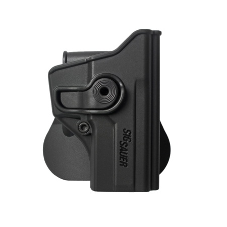 Polymer Retention Paddle Holster Level for Sig Sauer P250 Compact