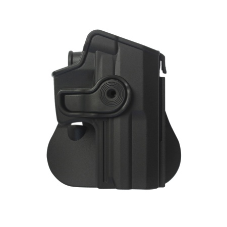 Polymer Retention Paddle Holster for Heckler & Koch USP Compact 9mm/.40