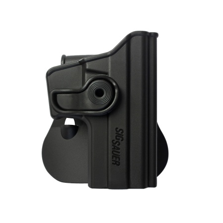Polymer Roto Retention Paddle Holster for Sig Sauer 229