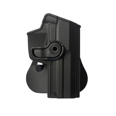 Polymer Retention Paddle Holster Level 2 for Heckler & Koch USP 45 Full Size