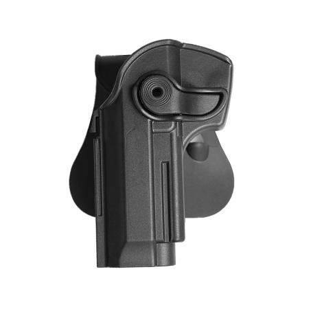 Polymer Retention Paddle Holster Level 2 for Beretta 92 – Left hand