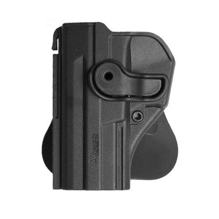 Polymer Retention Paddle Holster Level 2 for Sig Sauer Pistols (left hand)