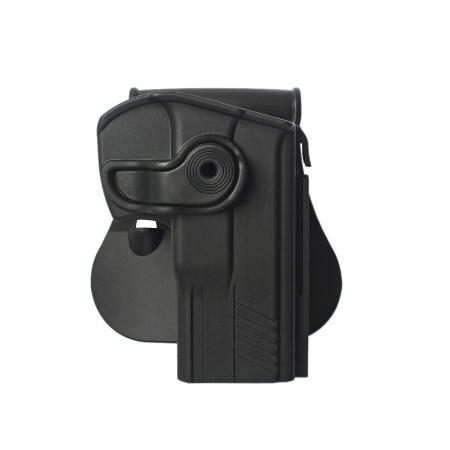 IMI-Z1360 Polymer Retention Roto Holster for Taurus PT800-series full-size autoloader family (.45 ACP, PT809 9mm, the PT840 .40 S&W, and the PT845.)