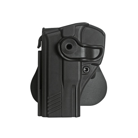 Polymer Retention Paddle Holster for Taurus PT 800 Series & PT840 Compact (left hand)