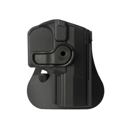Polymer Retention Paddle Holster Level 2 for Walther PPQ Pistols