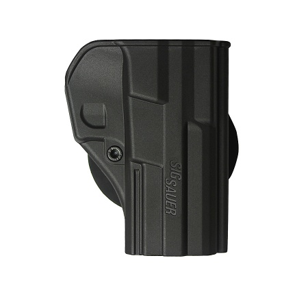 SG2 One Piece Polymer Paddle Holster for Sig Sauer pistols