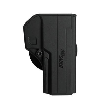SG3 One Piece Polymer Paddle Holster for Sig Sauer P250, P320 full size