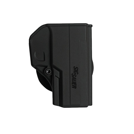 SG4 One Piece Polymer Paddle Holster for Sig P250, P320 compact