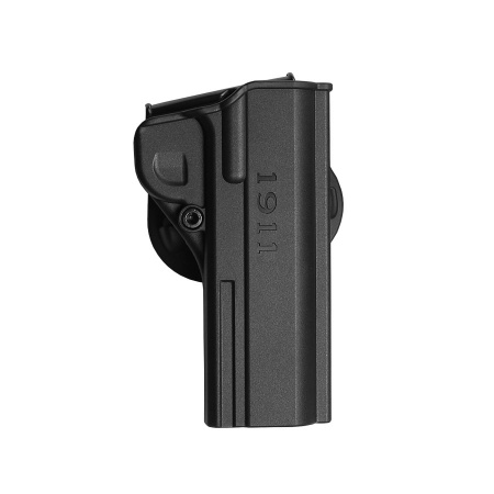 One Piece Paddle Holster for 1911 .45 ACP Government Pistol