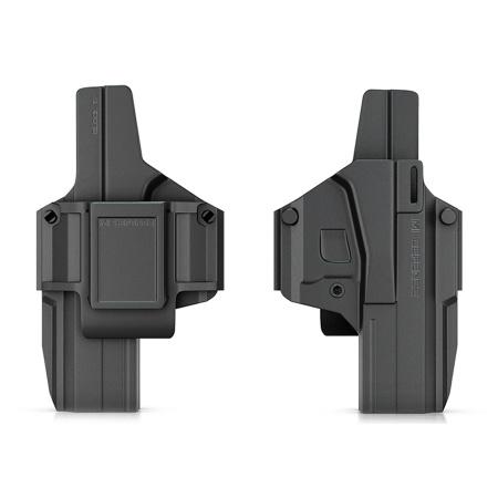 Polymer Holster Glock - IWB, OWB, paddle holster