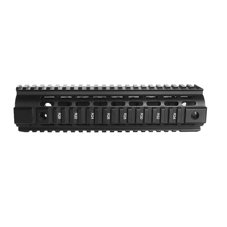 Aluminium Freefloat Mid Length Quad Rail