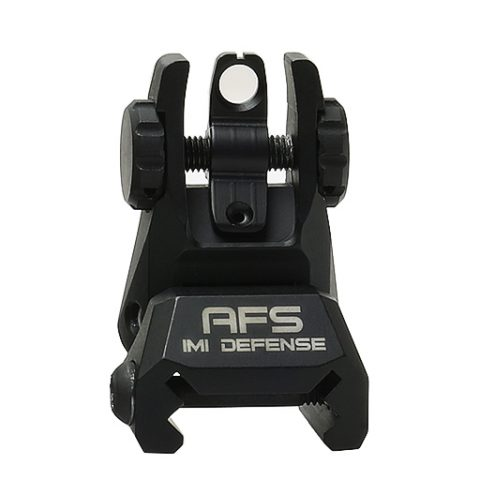 AFS - Aluminium Rear Flip Up Sight