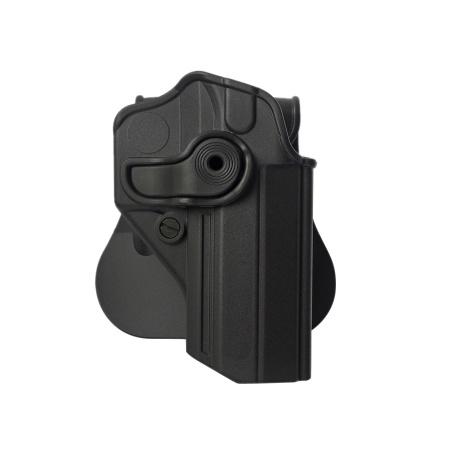 Polymer Retention Paddle Holster Level 2 for Jericho/Baby-Eagle