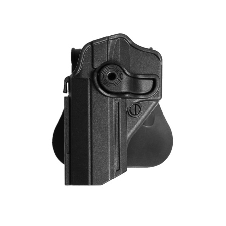 Left Hand Polymer Retention Paddle Holster Level 2 for Jericho/Baby-Eagle