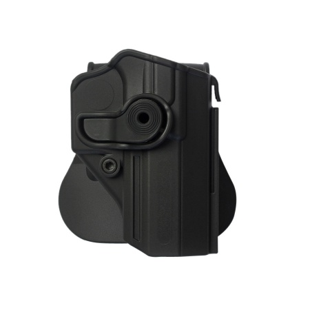 Polymer Retention Paddle Holster Level 2 for Jericho/Baby Eagle PSL Polymer Frame