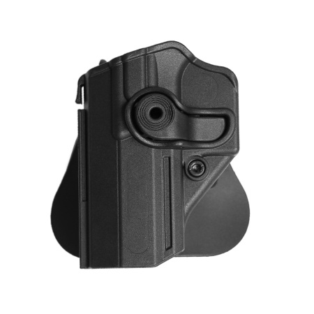 Left Hand Polymer Retention Paddle Holster Level 2