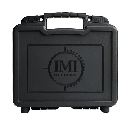Hard pistol case