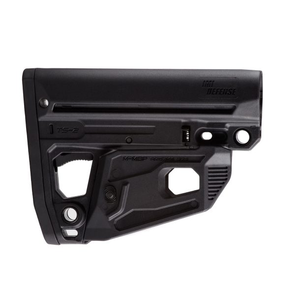 TS2 Tactical stock M16/AR15 with magwell Blk